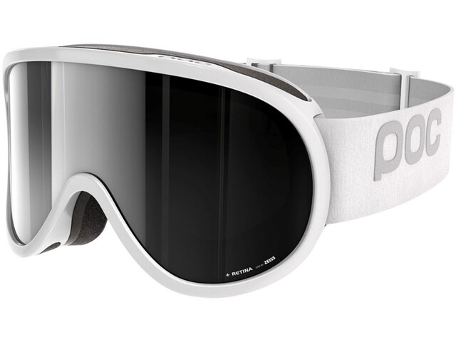 POC Retina Hydrogen White w/Bronze/Silver Mirror